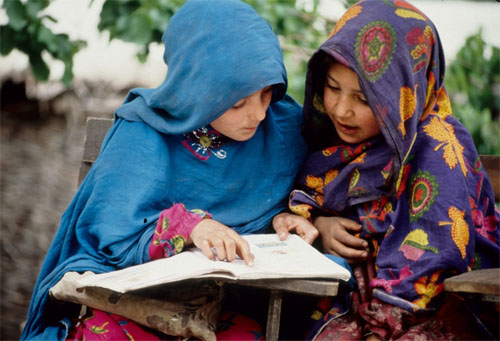 Balochistan stands poorly against the national female literacy rate With only 27 percent literate women